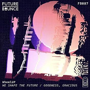 We Shape the Future / Goodness, Gracious Me