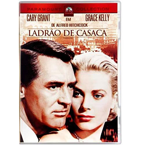 Ladrão de Casaca DVD - Cary Grant Grace Kelly Alfred Hithcock