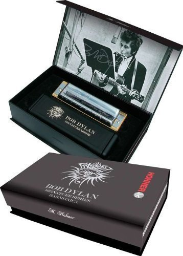 Hohner Bob Dylan Signature Series Harmonica Key of C