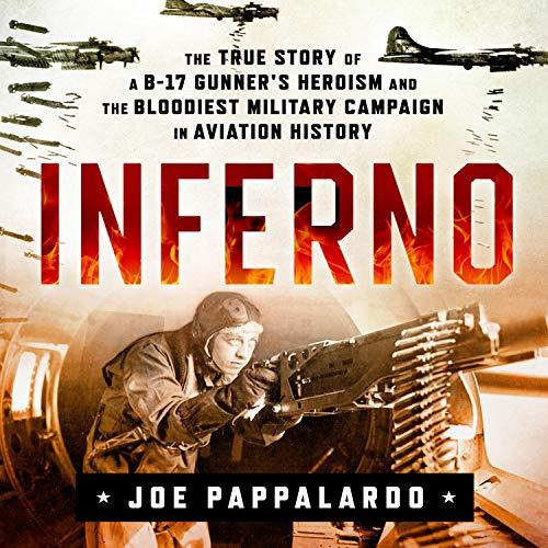 Inferno Audiobook By Joe Pappalardo cover art