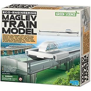 4M Maglev Train Model:Carsblog