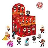 FunKo Figurine Disney Incredibles 2 Variant Mystery Minis - 1 Bote Au Hasard/One Random Box - 0889698291972
