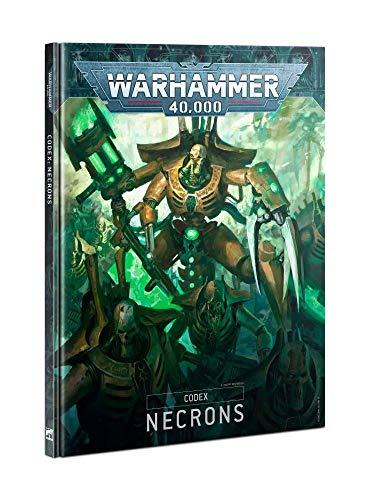 Games Workshop Warhammer 40,000 Codex: NECRONS