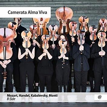Camerata Alma Viva: B-Side