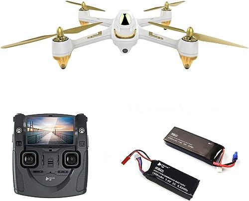 barato y de moda HUBSAN H501S X4 FPV - - - Drone con cámara, blanco  punto de venta barato