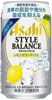 アサヒ スタイルバランス【レモンサワーテイスト】350mlx1ケース(24本)