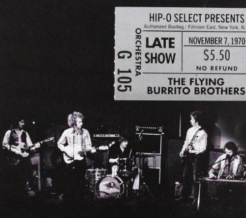 Authorized Bootleg: Fillmore East, N.Y., N.Y. Late Show, Nov. 7 1970