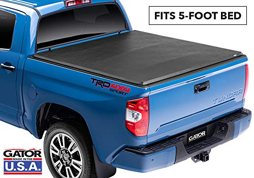 Gator ETX Soft Tri-Fold | 59409 | fits Toyota Tacoma 2016-20 (5' bed) | Made in the USA