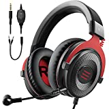 Casque Gamer EKSA E900 Casque PS4 Micro Casque Gaming PC Casque Audio...