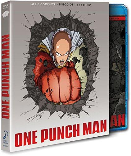 One Punch Man Temporada 1 Completa Blu-Ray [Blu-ray]