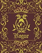 Rogue Character Journal: DnD DM Notebook With 50 Character Sheets and 100 Mixed Pages (Lined, Graph, Hex & Blank)For Role Playing Fantasy Games ... - 14 Cover Designs For Different RPG Class)