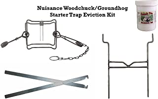 set and go trap stabilizer