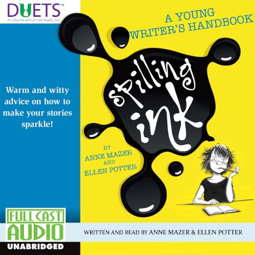 Spilling Ink audiobook cover art