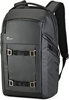 Lowepro Freeline All Weather; multifuncional Lowepro Freeline Camera Backpack 350 AW Black for DSLR, Mirrorless, Laptops, ...
