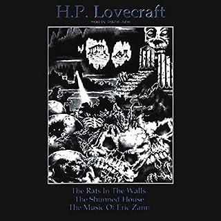 The Dark Worlds of H.P. Lovecraft, Volume 4 cover art