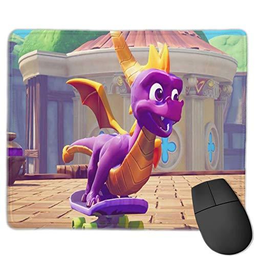 Sp-Yro The Dragon Mouse Mats - Alfombrilla de ratón para videojuegos (base...