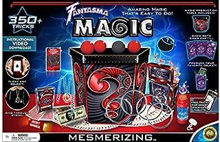 Fantasma Mesmerizing Magic Set for Kids - Learn 350+ Magic Tricks - Includes Instructional Video Download