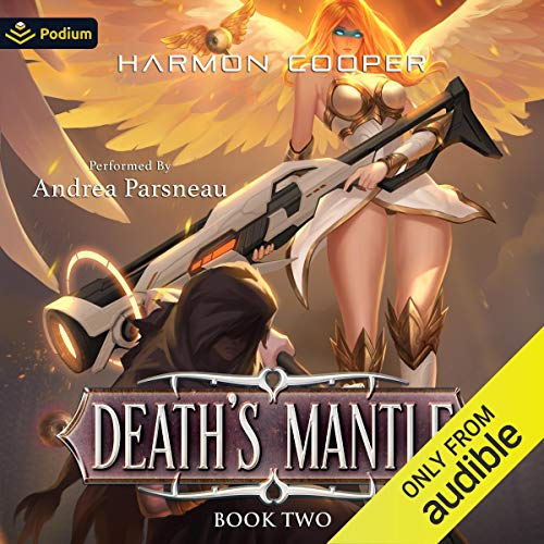 Death's Mantle 2 cover art