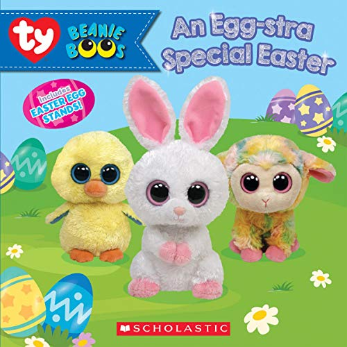 An Egg-Stra Special Easter (Beanie Boos: Storybook with egg stands)