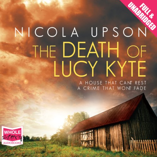 The Death of Lucy Kyte audiobook cover art