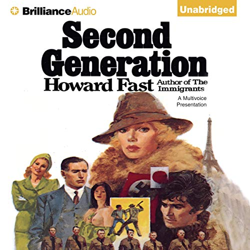 Second Generation cover art