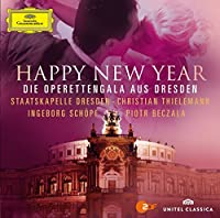 Happy New Year-the Operetta Gala from Dresden