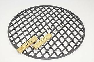 HeRo24 Edelstahl Grillrosten Dreibein Ersatzrosten Guß 54,5 cm …