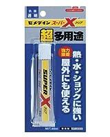 AX-038 セメダイン スーパーX 20ml クリア 5本