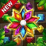 Secret Jungle Pop : Match 3 Jewels Puzzle