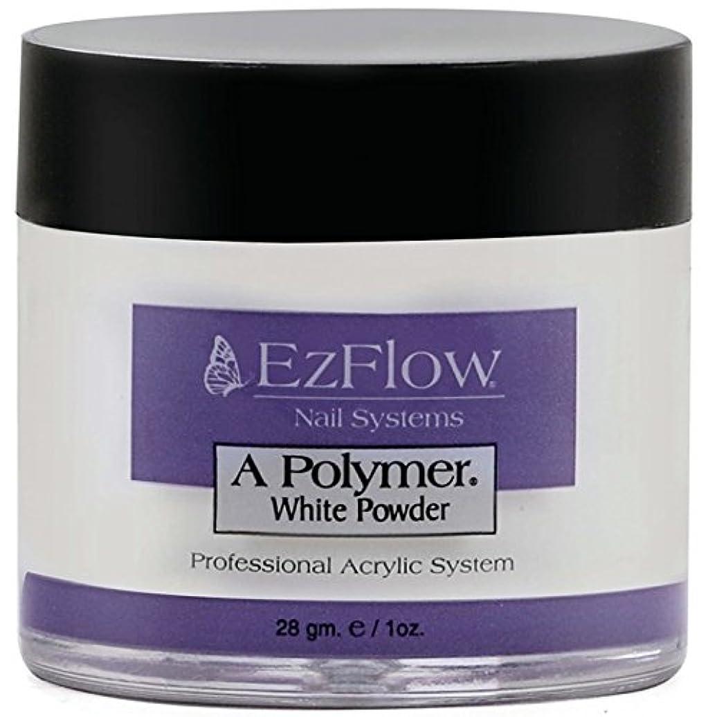 見落とす有力者期間[EzFlow] Aポリマーホワイトパウダー 0.75oz