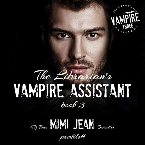 The Librarian's Vampire Assistant, Book 3 cover art