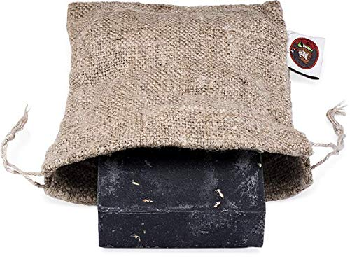 Dr. Squatch Travel Bag for Bar Soap – Take Your Beloved Soap on The Road with This Super-Absorbent Drying Canvas Bag 1