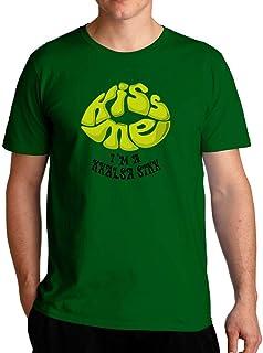 Eddany Kiss me, I`m a Khalsa Sikh T-Shirt