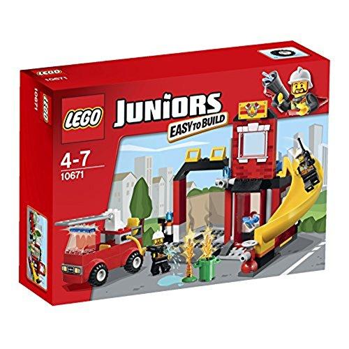 LEGO Juniors 10671 - Feuerwehreinsatz
