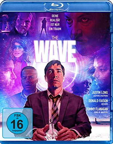 The Wave - Deine Realität ist nur ein Traum [Blu-ray]
