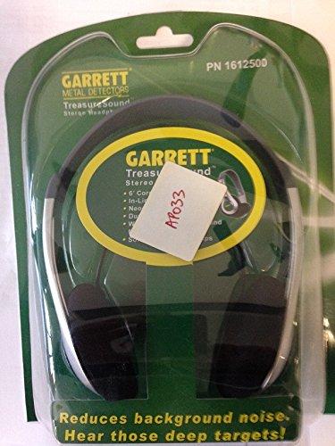 Kopfhörer Garrett für Metalldetektor ace150/250
