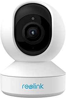 Reolink ネットワークカメラ WiFi 2.4GHz/5GHz対応 500万画素 PTZ防犯カメラ 3倍光学ズーム パンチルト 双方向音声 暗視機能 動作検知 スマホ通知 ペットカメラ 子供 お年寄り 見守りカメラ 屋内 監視カメラ Go...