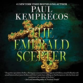 The Emerald Scepter                   Written by:                                                                                                                                 Paul Kemprecos                               Narrated by:                                                                                                                                 Barry Campbell                      Length: 13 hrs and 34 mins     Not rated yet     Overall 0.0