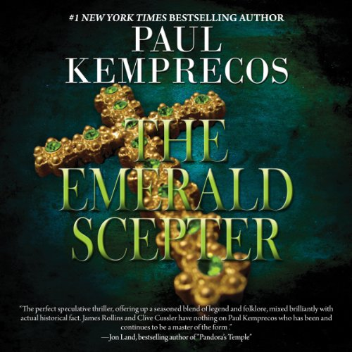 The Emerald Scepter cover art