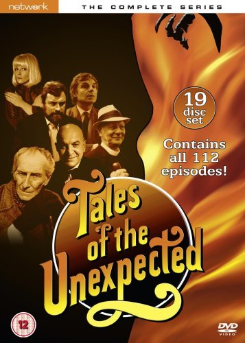Tales of the Unexpected - the Complete Series [19 Disc Box] [Import anglais]