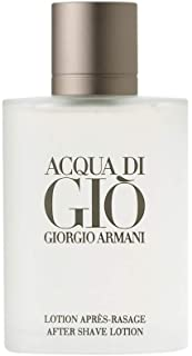 Giorgio Armani Aqua Di Gio After Shave Lotion, 100 ml