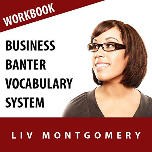 Business Banter Vocabulary System audiobook cover art
