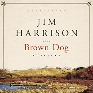 Brown Dog audiobook cover art
