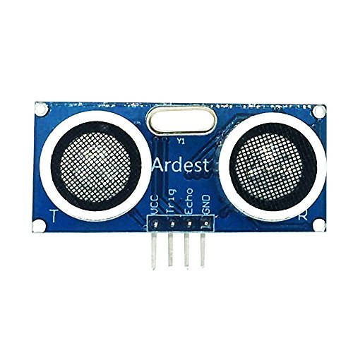 Measuring Module Ranging Ultrasonic Distance Sensor for Obstacle Avoidance in Arduino Projects Pack of 2 by Ardest