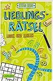 Lieblingsrätsel – Logik und Zahlen, ab 8 Jahren (Rechenrätsel, Sudoku, Logicals und vieles mehr): Kinderbeschäftigung ab 8