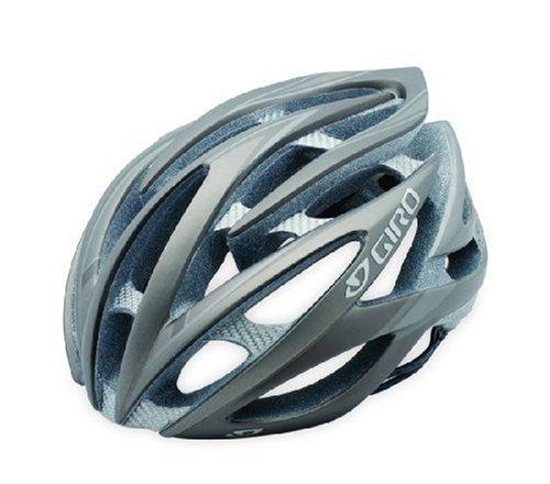 Giro Fahrradhelm ATMOS 10, titan, S (51-55cm), 200001007