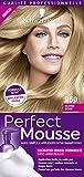 Schwarzkopf - Perfect Mousse - Coloration Permanente Cheveux Sans Ammoniaque - Blond Doré 950 - Etui 35 ml