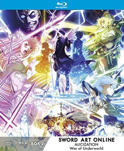 Sword Art Online Alicization War Of Underworld - Ltd Box #02 (Eps 01-12) (Box 3