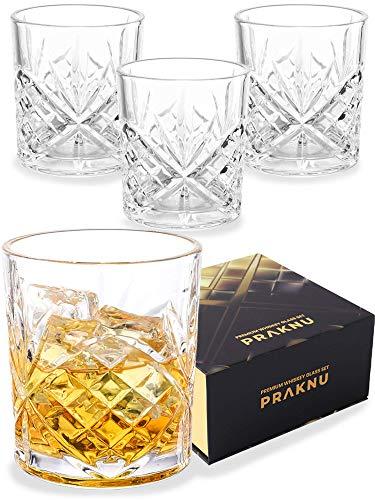 Vasos Whisky Cristal