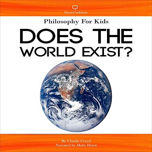 Philosophy for Kids Audiobook By Charlie Creed cover art